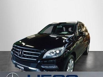 gebraucht Mercedes ML350 BT 4M LED+Navi+Schiebedach+PDC