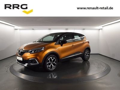 gebraucht Renault Captur CapturINTENS TCe 120 EDC