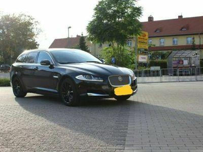 gebraucht Jaguar XF Sportbrake 3.0 V6 Diesel