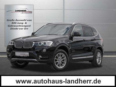 gebraucht BMW X3 xDrive bei Gebrachtwagen.expert