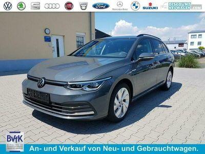 gebraucht VW Golf Variant Style TRAVEL ASSIST LIGHT KLIMA ACC