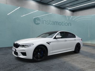 gebraucht BMW M5 M5Limousine M DRIVERS PACK+SITZBELάFTUNG+BOWERS&WILKINS+M SPORTABGASANL.