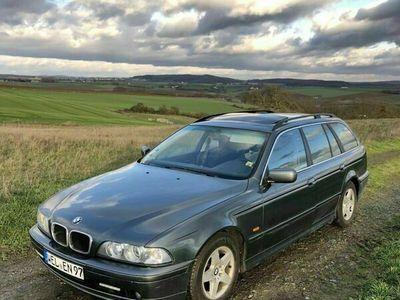 gebraucht BMW 520 e39 i Automatik LPG // Beschreibung lesen