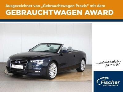 gebraucht Audi A5 Cabriolet 3.0 TDI quattro DPF S-Line Selection