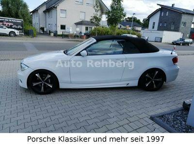 gebraucht BMW 135 Cabriolet i Topzustand Evotech
