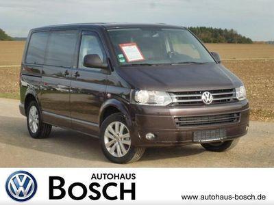 gebraucht VW Multivan T5 2.0 BiTDIMatch AHK PDC SHZ Tempomat (Kli