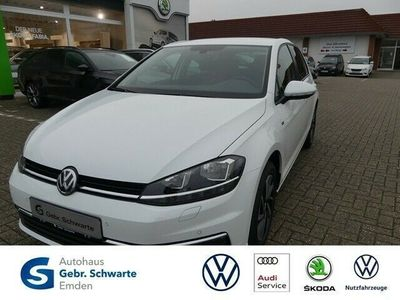 gebraucht VW Golf VII 1.6 TDI Join Einparkhilfe Navi Klima
