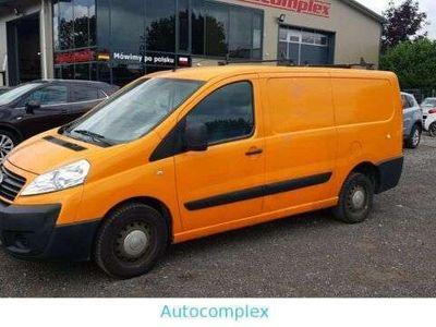 gebraucht Fiat Scudo 94kw 2.0D