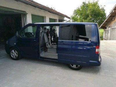 gebraucht VW T5 Familienbus