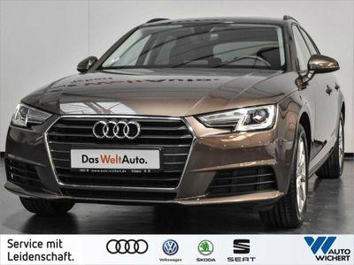 gebraucht Audi A4 Avant 2.0 TDI 6-Gang LEDER/ NAVI/ BI-XENON