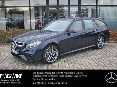 """gebraucht Mercedes E63 AMG E 63 AMG4M AMG COM/ILS/Dist/360/Night/SpurP/H&K/19"""" A"""