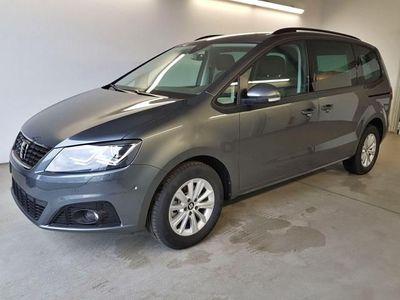 gebraucht Seat Alhambra Style 2.0 TDI DSG 4Drive 130kW / 177PS 2.0 TDI ...