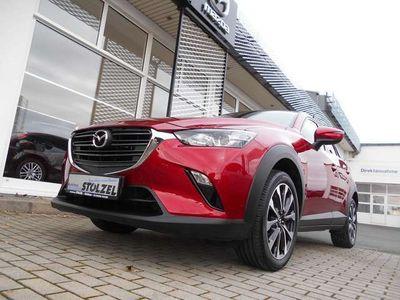 gebraucht Mazda CX-3 2.0l 121PS Signature+ NAVI/PDC