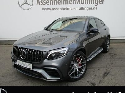 gebraucht Mercedes GLC63 AMG -AMGS 4MATIC Coupé **6d-TEMP/21Z