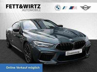 gebraucht BMW M8 Coupé Competit. Laser B&W LR ab 1699- br.o.A