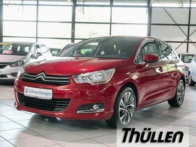 gebraucht Citroën C4 Exclusive 1.6