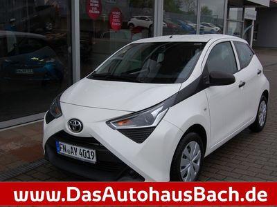 gebraucht Toyota Aygo 1,0 X 5-Türig mit Business-Paket, Klima