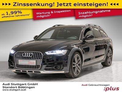 gebraucht Audi A6 Allroad quattro 3.0 TDI LED BOSE Kamera 20''