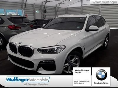 gebraucht BMW X3 xDr.20d M Sport ACC HUD DrivAss.PanoDach Park (Spo