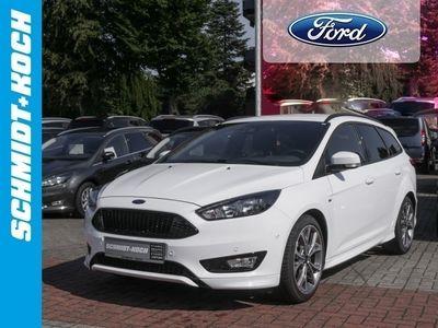 gebraucht Ford Focus Turnier 1.0 EcoBoost ST-Line