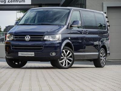 "gebraucht VW Multivan T5Highline 2.0 TDI Xenon Navi AHK 18"""