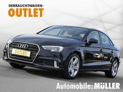 gebraucht Audi A3 1.6 TDI Limousine sport