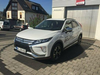 used Mitsubishi Eclipse Cross TOP mit vielen Extras