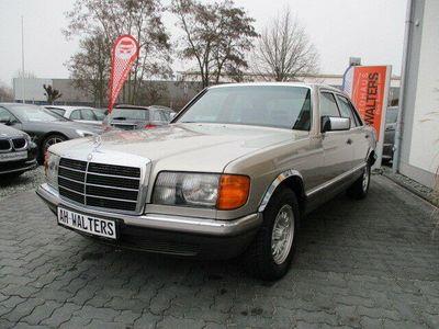 gebraucht Mercedes 380 SAutomatik*H Kennz.*KLIMA* SSD*BRD FZ*
