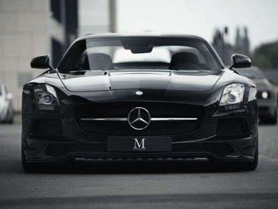 gebraucht Mercedes SLS AMG Black Series *Carbon*Top Zustand*