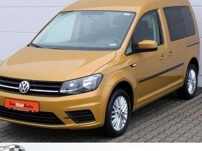 gebraucht VW Caddy Trendline 2.0TDI DSG ACC Sthzg Park Assist