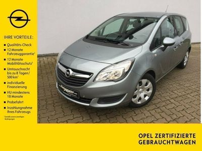 gebraucht Opel Meriva B 1.4 Turbo Edition*Winterpaket*PDC*