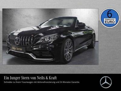 gebraucht Mercedes C63 AMG AMG Cabriolet Sitzklima+Drivers P.