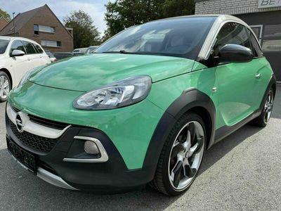 gebraucht Opel Adam Rocks ecoFlex Sportpaket Panorama Sitzheizu