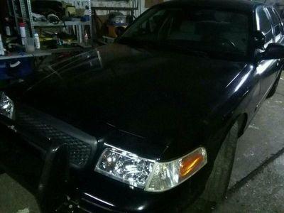 gebraucht Ford Crown Victoria P71 Ex Cop