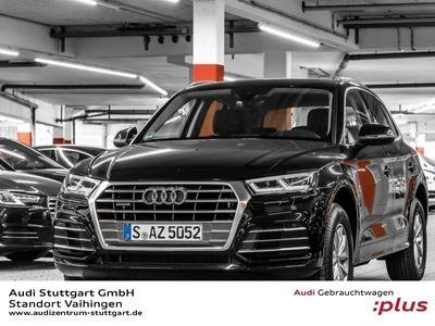 gebraucht Audi Q5 sport 40 TDI qu S-Line AHK Pano LED Navi