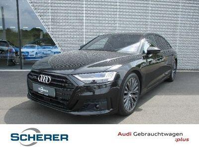 gebraucht Audi A8L **HD-Matrix-LED, Panorama-Glasdach**