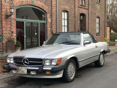 używany Mercedes 560 SL