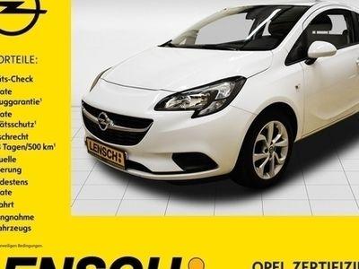 gebraucht Opel Corsa E 1.4 T Edition *Klima*