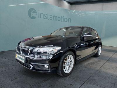 gebraucht BMW 118 118 i Advantage Navigation Sitzheizung Bluetooth