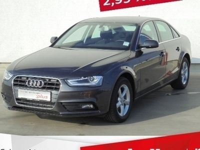 gebraucht Audi A4 Limousine Ambiente 2.0 TDI 110 kW (150 PS) 6-Gang