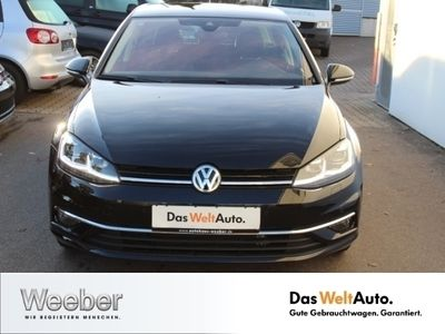 gebraucht VW Golf VII 2.0 TDI DSG Join StHz Navi LED Active I