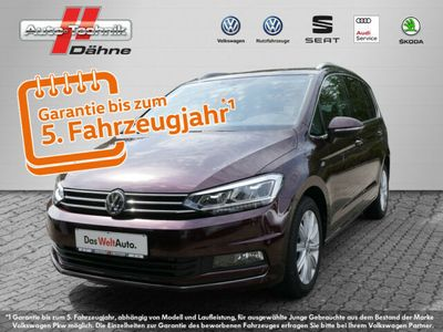 gebraucht VW Touran 2.0 TDI DSG Highline