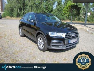 gebraucht Audi Q3 design 1.4 TFSI*AHK*Navi*Klima*SHZ*