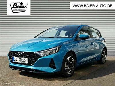 gebraucht Hyundai i20 1.0 T-GDI 74kW Trend