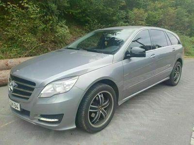gebraucht Mercedes R350 CDI L DPF 4Matic 7G-TRONIC 6 Sitze AHK
