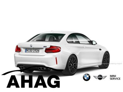 used BMW M2 Competition M DKG Navi Prof. Klimaaut. PDC