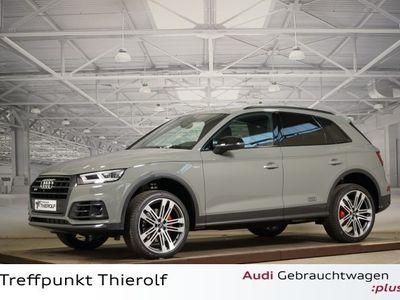 gebraucht Audi SQ5 3.0 TFSI quattro AHK Luftfede. R.-Kamera 21 Zoll