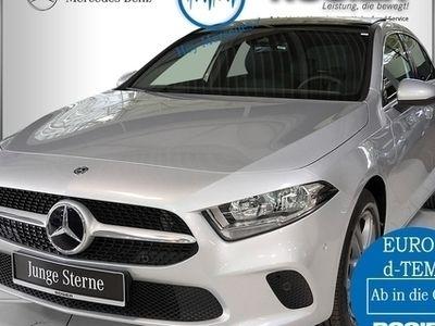 used Mercedes A200 Progressive Pano Navi MBUX PTS Spiegel-P.