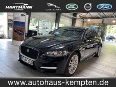 gebraucht Jaguar XF Sportbrake 20d R-Sport AWD EURO 6d-TEMP