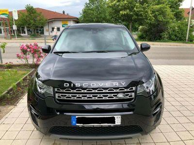gebraucht Land Rover Discovery Sport TD4 Aut. SE in Top Zustand!!!